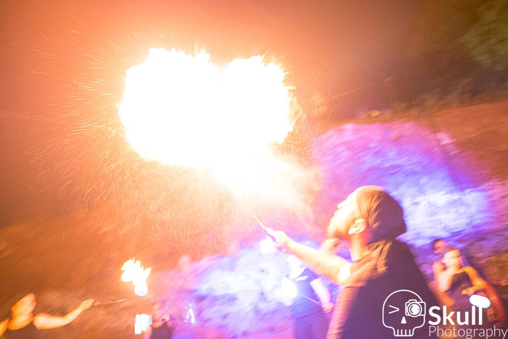 Sidera Fire @ Mittelaltermarkt Teufelsburg 2017