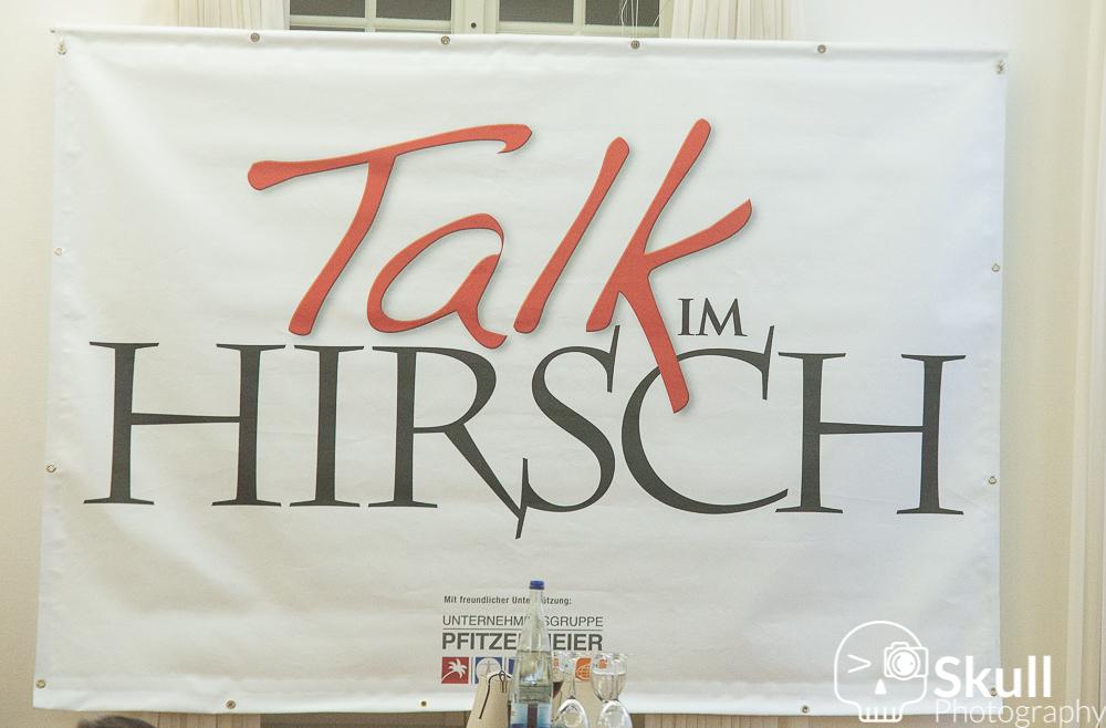 Talk im Hirsch 16.01.2019 mit Laith al Deen, Calvin Hollywood, Heidi Kattermann, Devrim Ördek @Palais Hirsch Schwetzingen