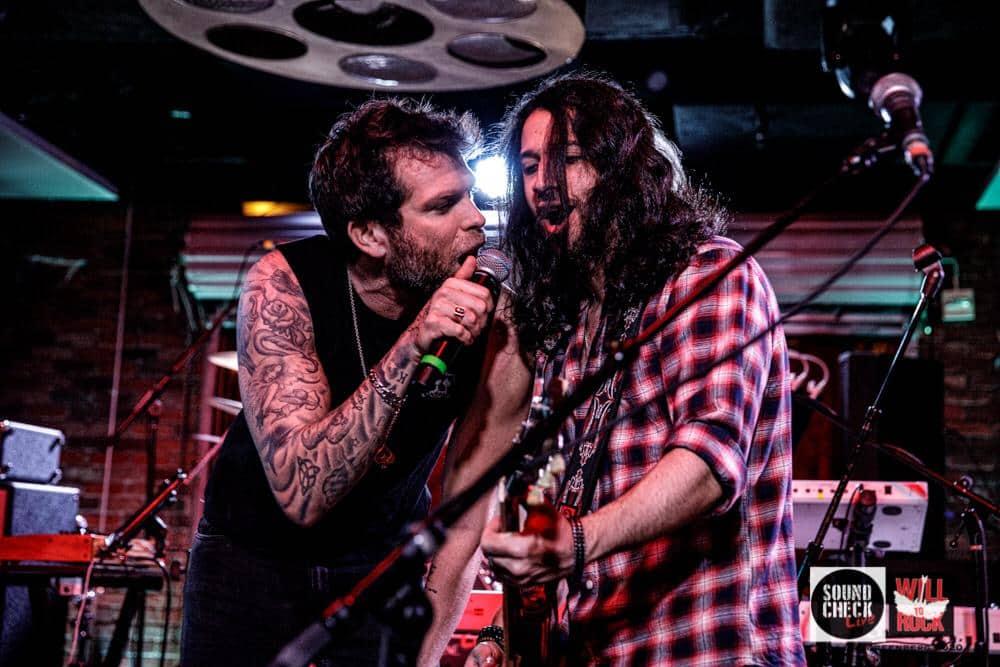 Album review and interview: The Secret Saints
