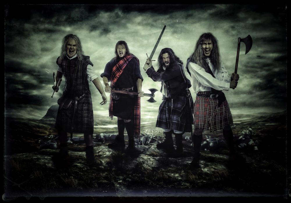 Review: Grave Digger – Fields of Blood