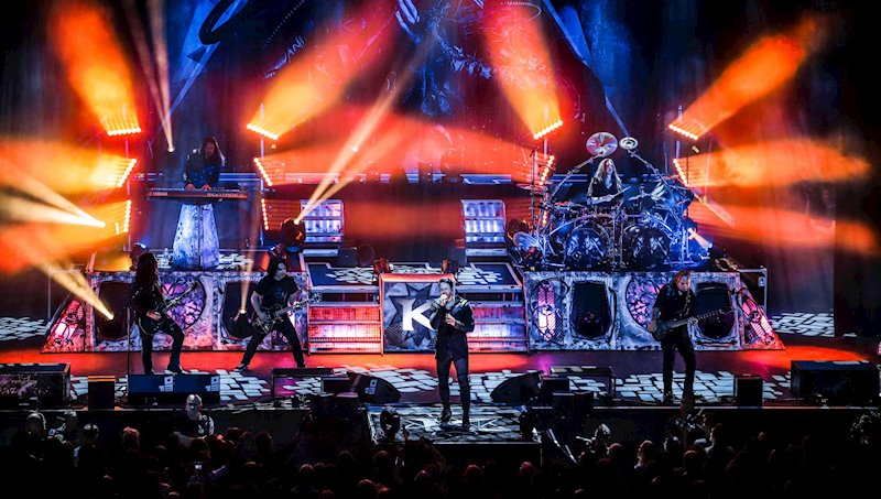 Review: Kamelot I Am The Empire – Live From The 013
