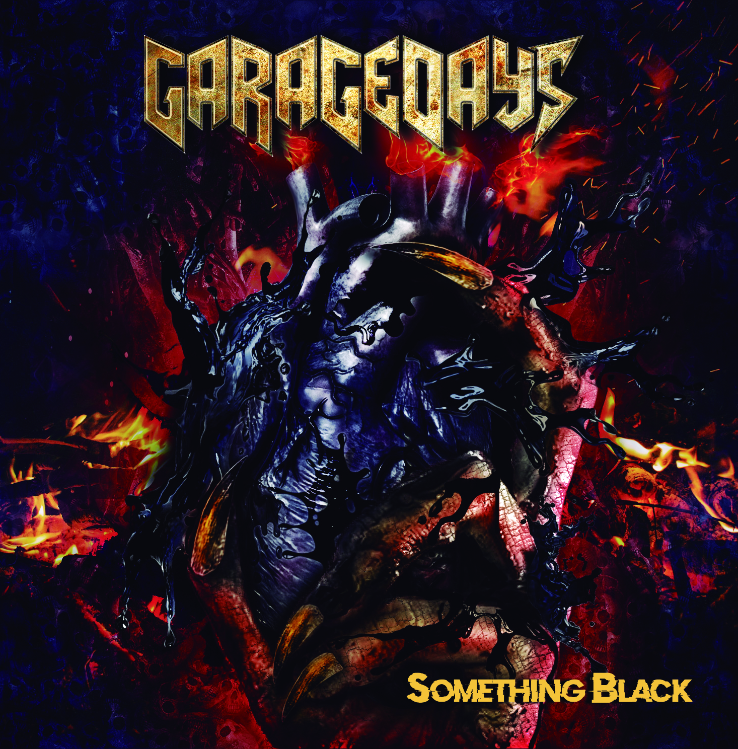 Review: Garagedays Something Black