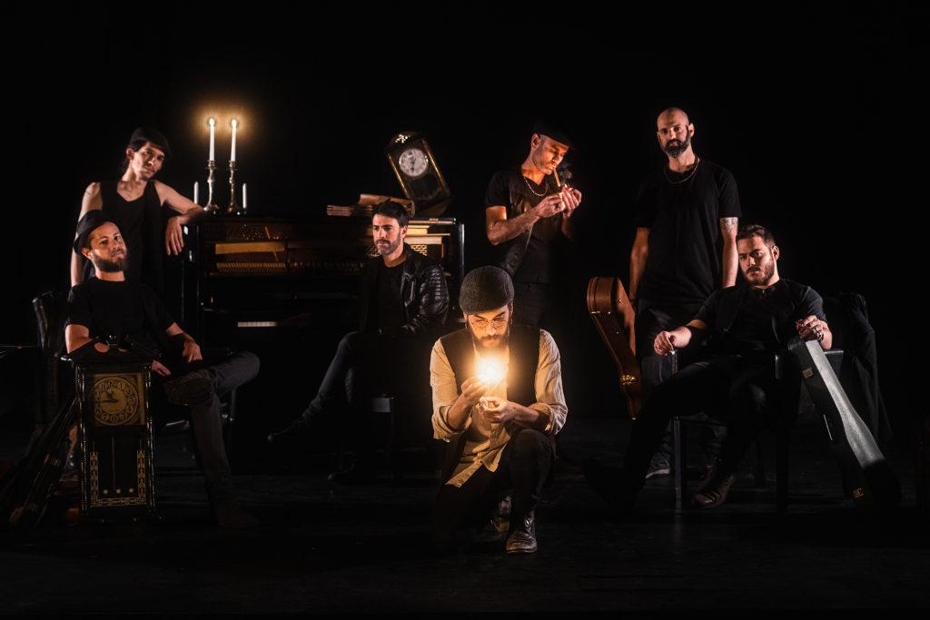 """Subterranean Masquerade – mit """"Ascend"""" auf der Startrampe"""