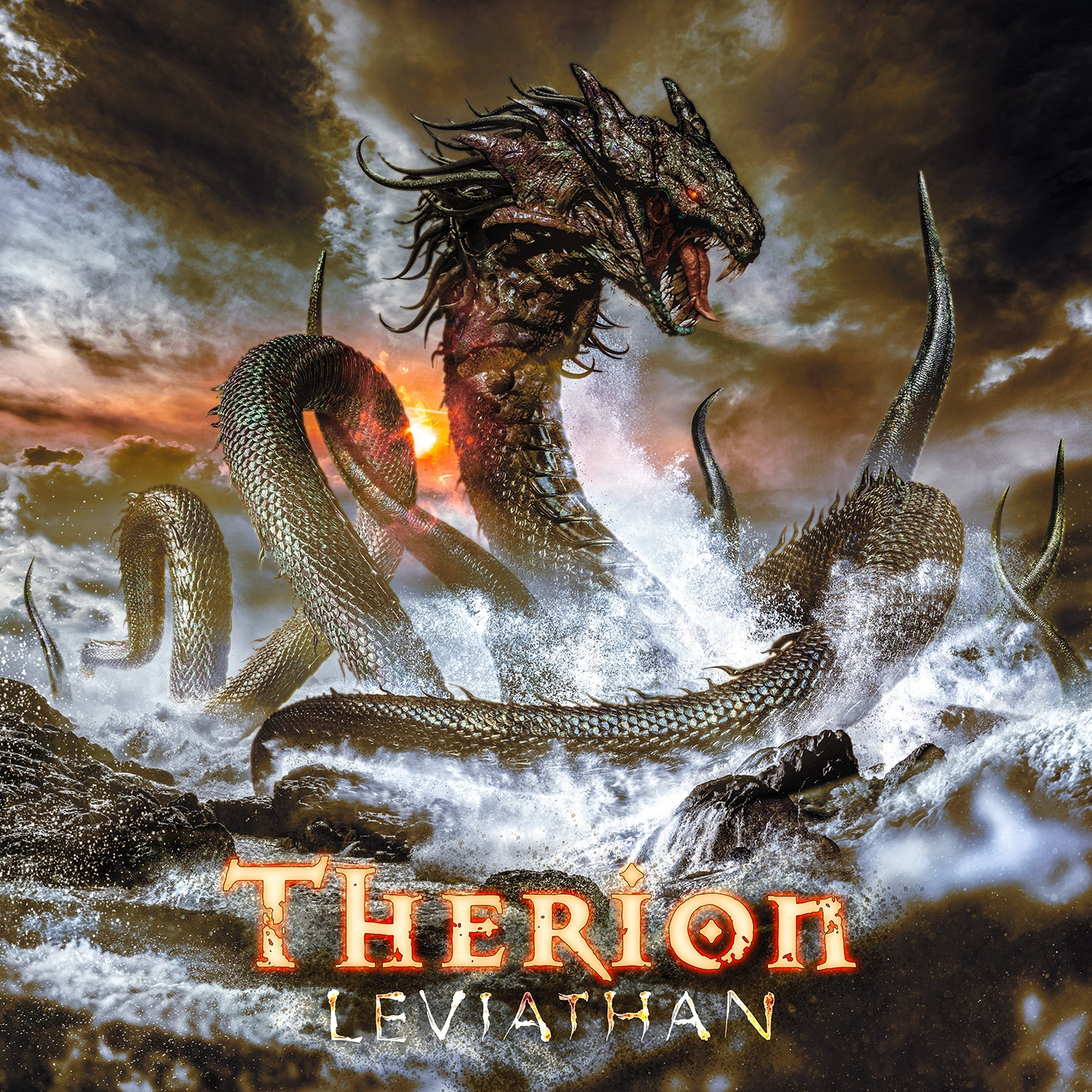 Review: Therion Leviathan