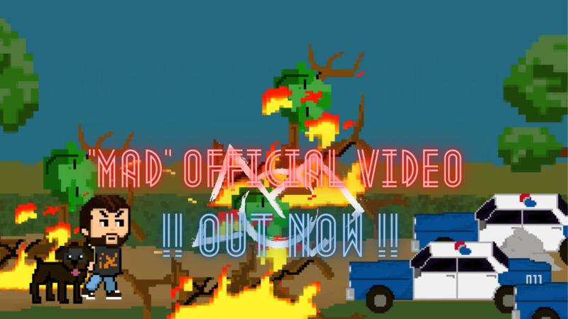 """SaffeK bringen cooles 8bit Style Video zu """"Mad"""" raus"""