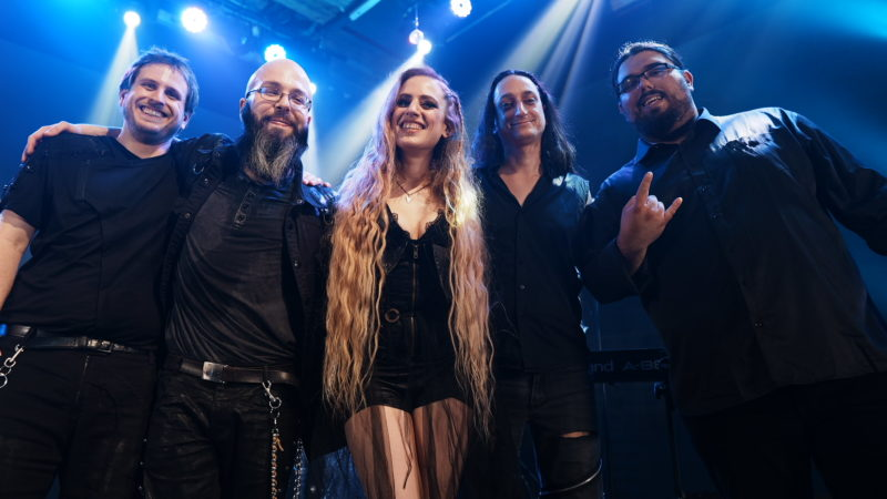 Review: Live-Streamingkonzert von Scardust