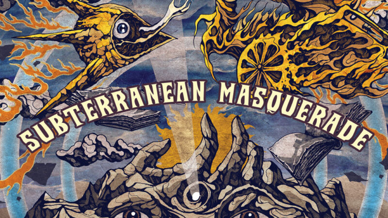 Review: SUBTERRANEAN MASQUERADE Mountain Fever