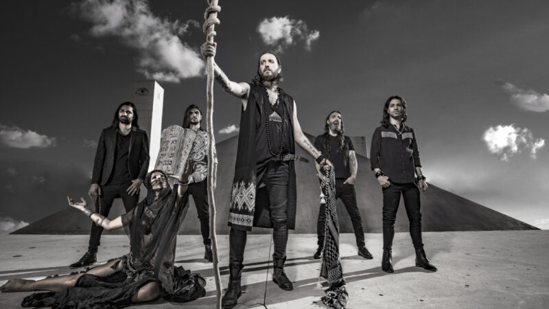 """""""To end the pandemic immediately, I would gladly sacrifice …"""" – Interview with CHEN BALBUS of Orphaned Land"""