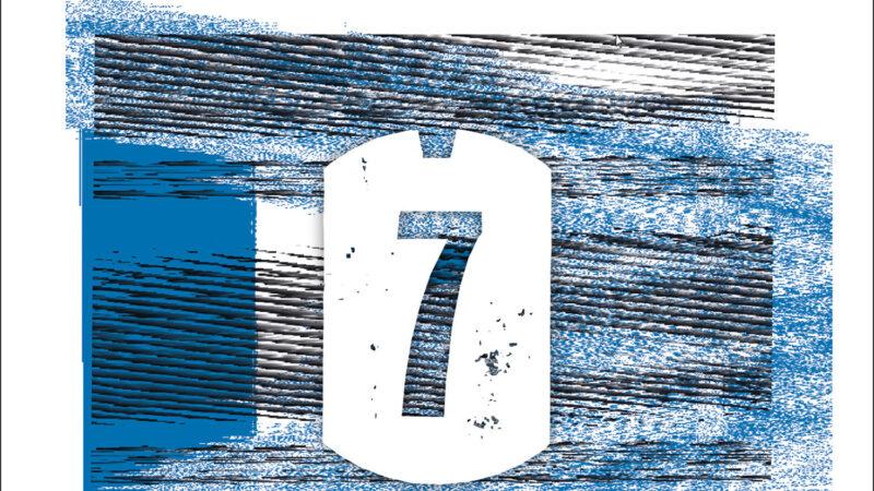 """Review: Jochen Volpert """"Seven"""""""