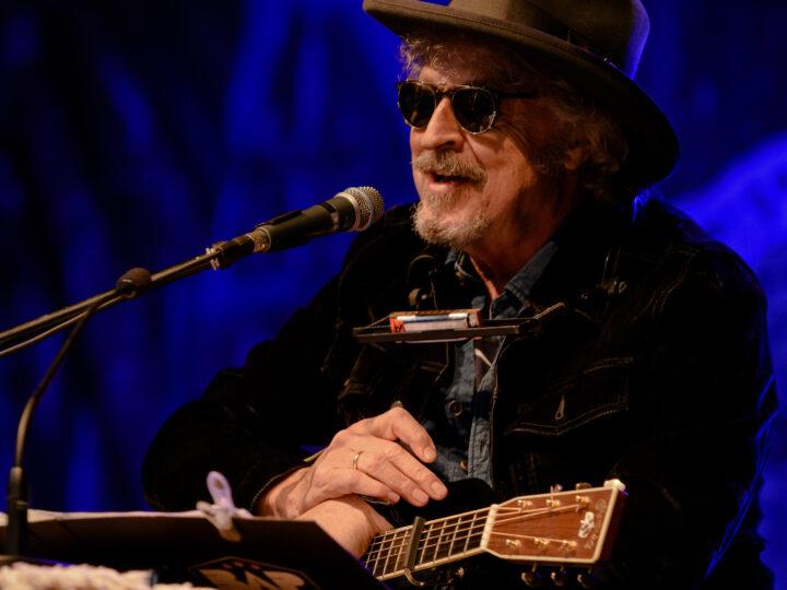 """WOLFGANG NIEDECKEN: """"Niedecken liest und singt Bob Dylan"""" – Bad Kreuznach 17.08.2021"""
