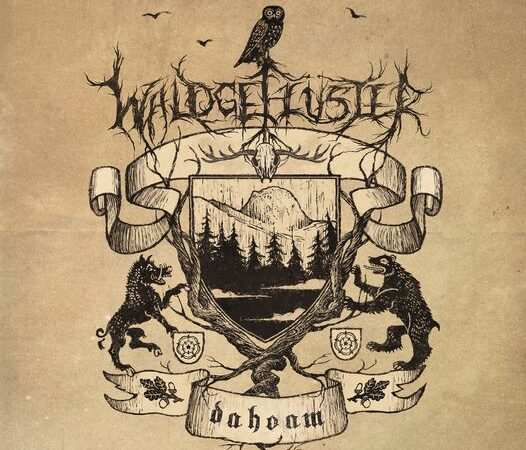 Review: WALDGEFLÜSTER – Dahoam
